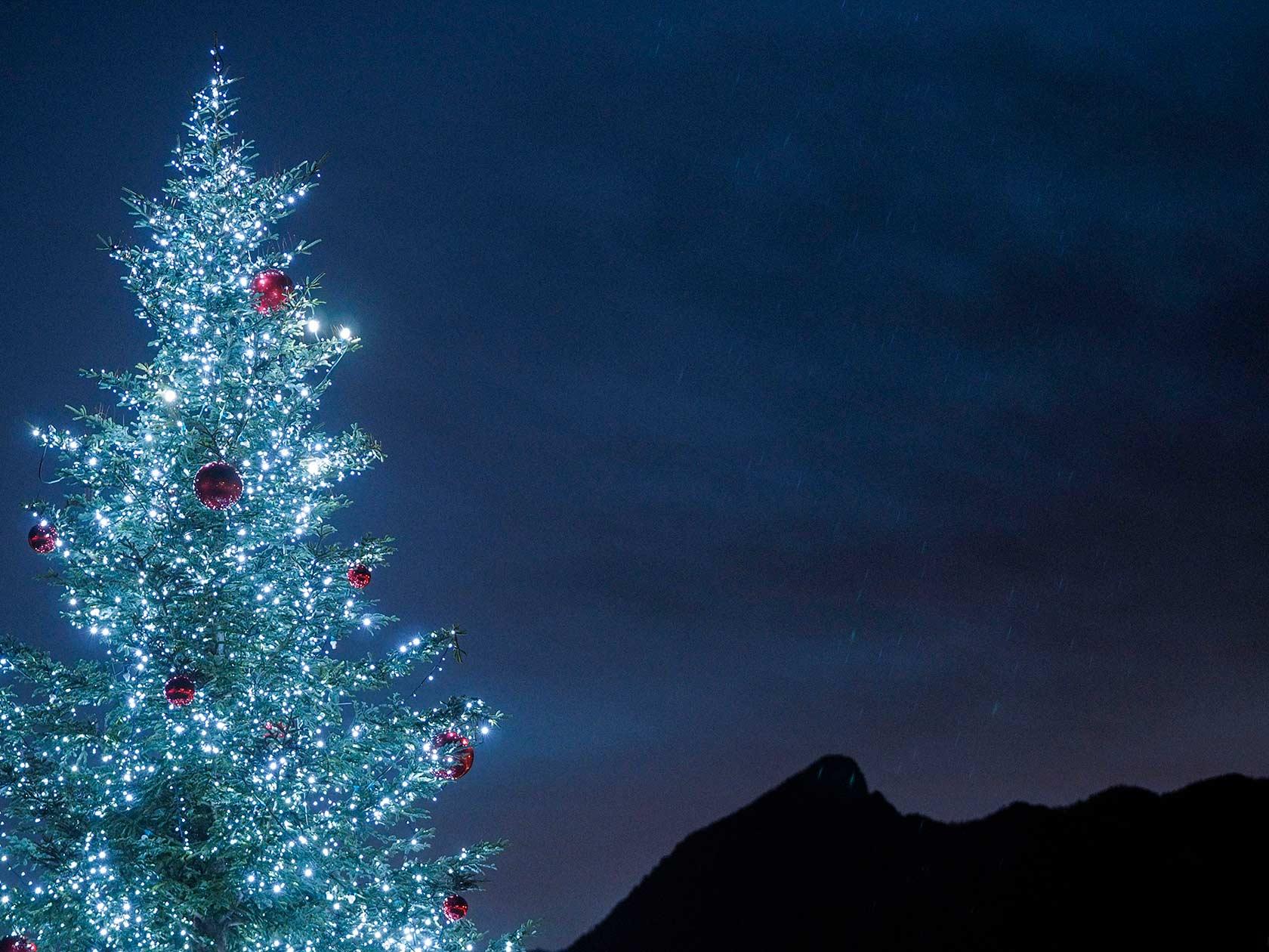 Immagine Di Natale Foto.Mercatino Di Natale Di Trento